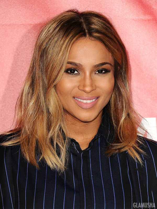 Ciara real hair