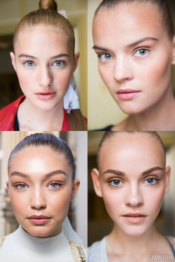 Как делать натуральный макияж