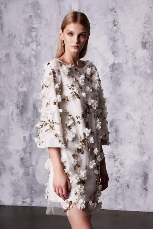 модные платья для полных 2019