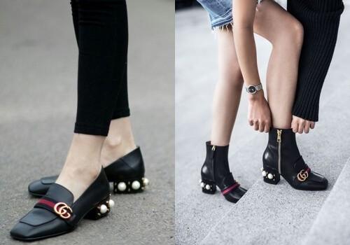модная обувь весна 2018 Chanel