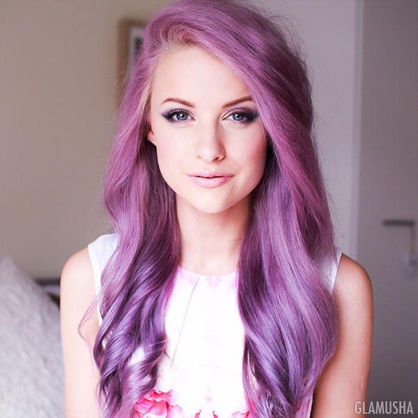 Цветные волосы как выбрать цвет