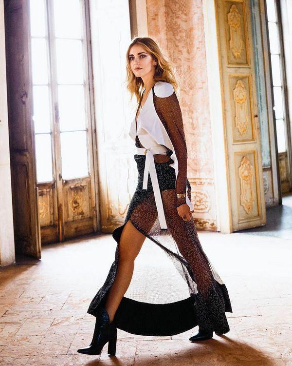 Прозрачные наряды: модные тенденции и идеи образов