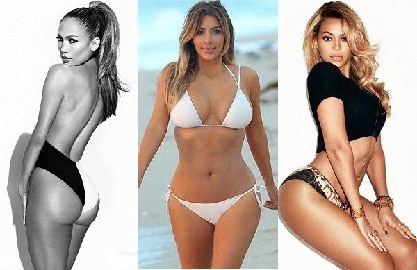 Модель-толстушка потеснила худышку Ирину Шейк