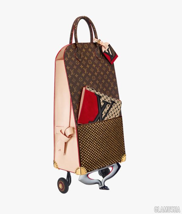 Сумка Louis Vuitton Brooklyn Lux PM - msk97ru