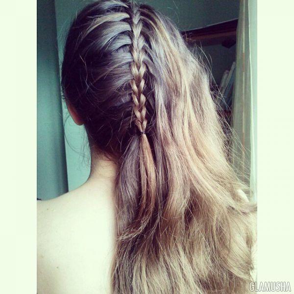 коса французский водопад