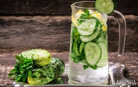 Вода огуречная для похудения отзывы
