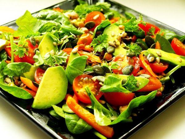 Топ-11 овощей и фруктов, сжигающих жир