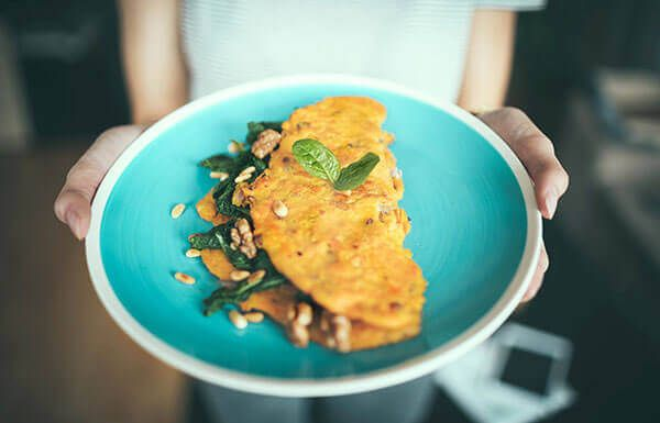 ПП омлет на завтрак: диетические рецепты с фото