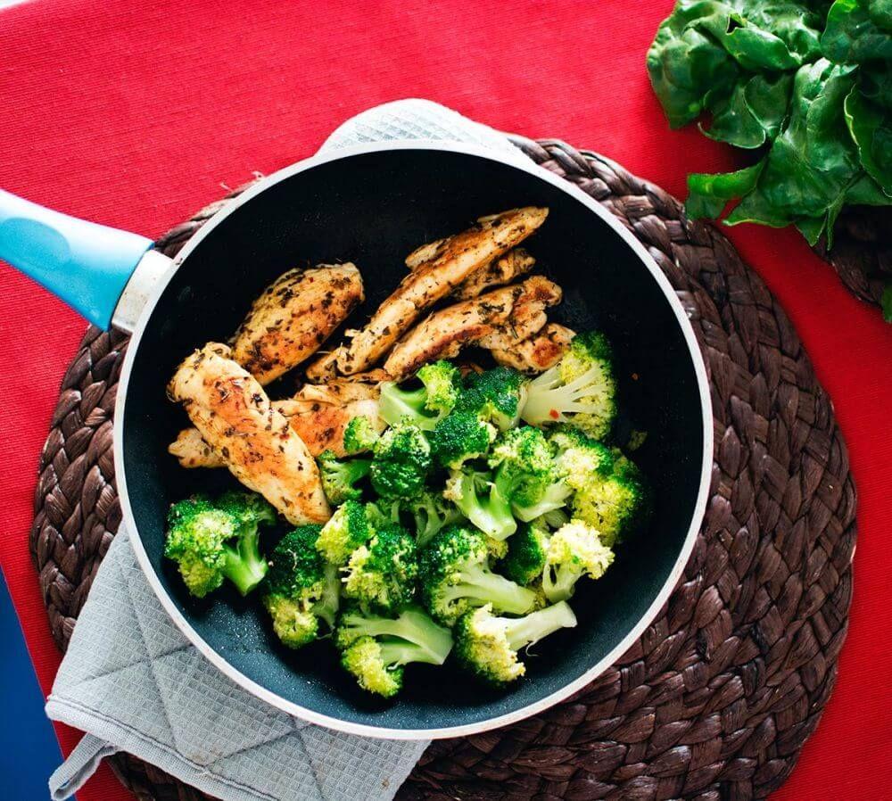 Как вкусно приготовить брокколи на ПП