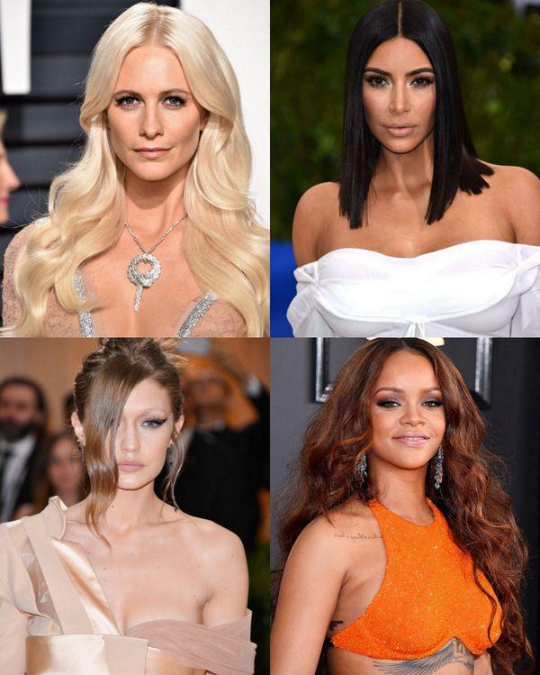 Окрашивание волос – тренды лета 2017