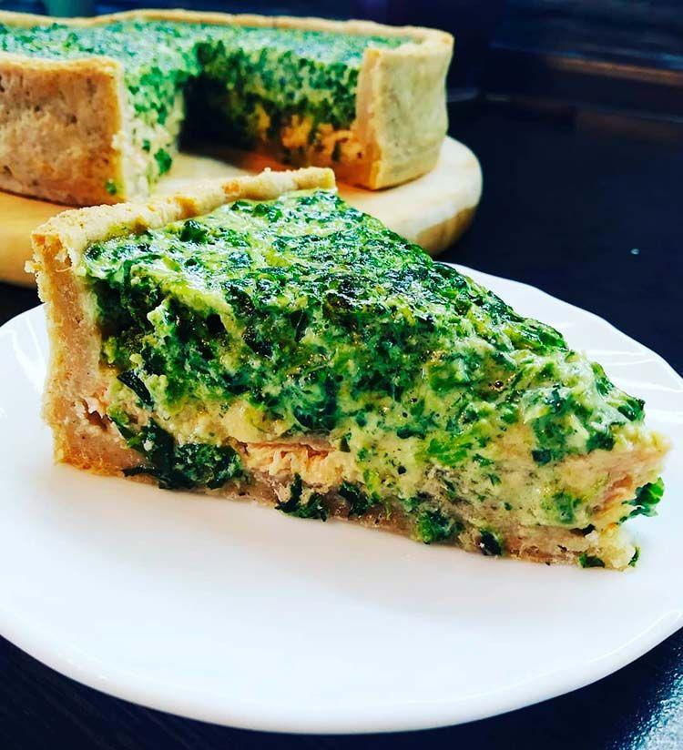 Заливной ПП пирог: 8 диетических рецептов