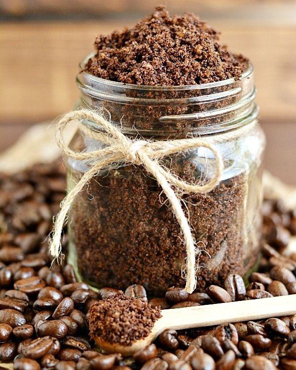 Домашнее средство против целлюлита – кофейный скраб