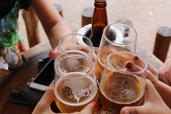 алкоголь на пп