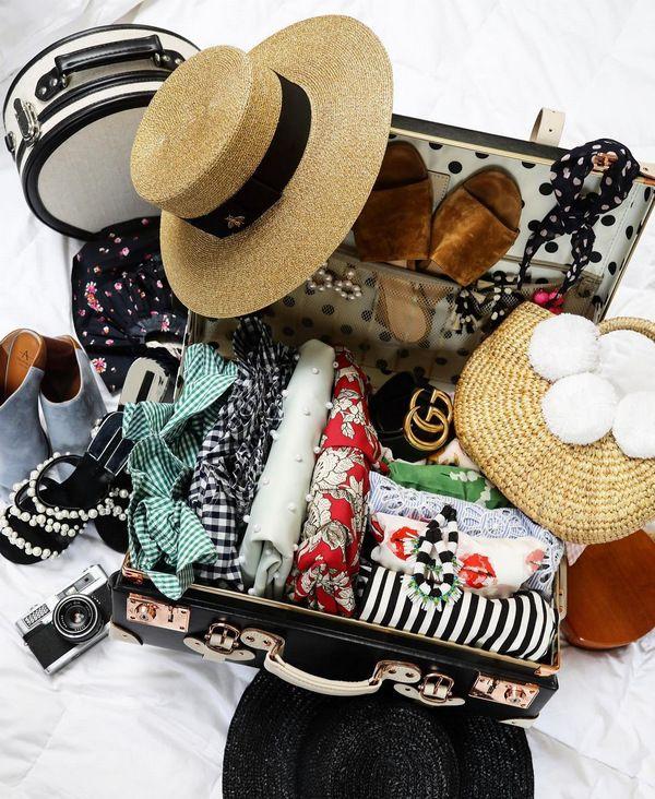 Собираемся на отдых: лайфхаки по сбору чемодана