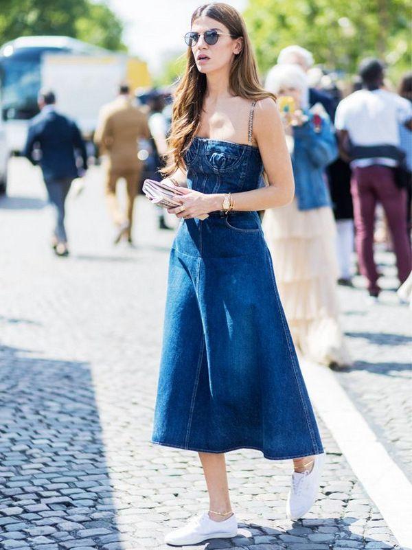 Модные летние тенденции 2018: Парижский Стритстайл