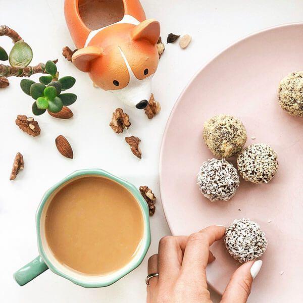 Диетические ПП конфеты в домашних условиях
