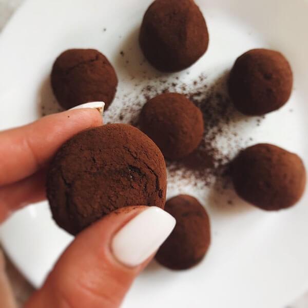 протеиновые конфеты