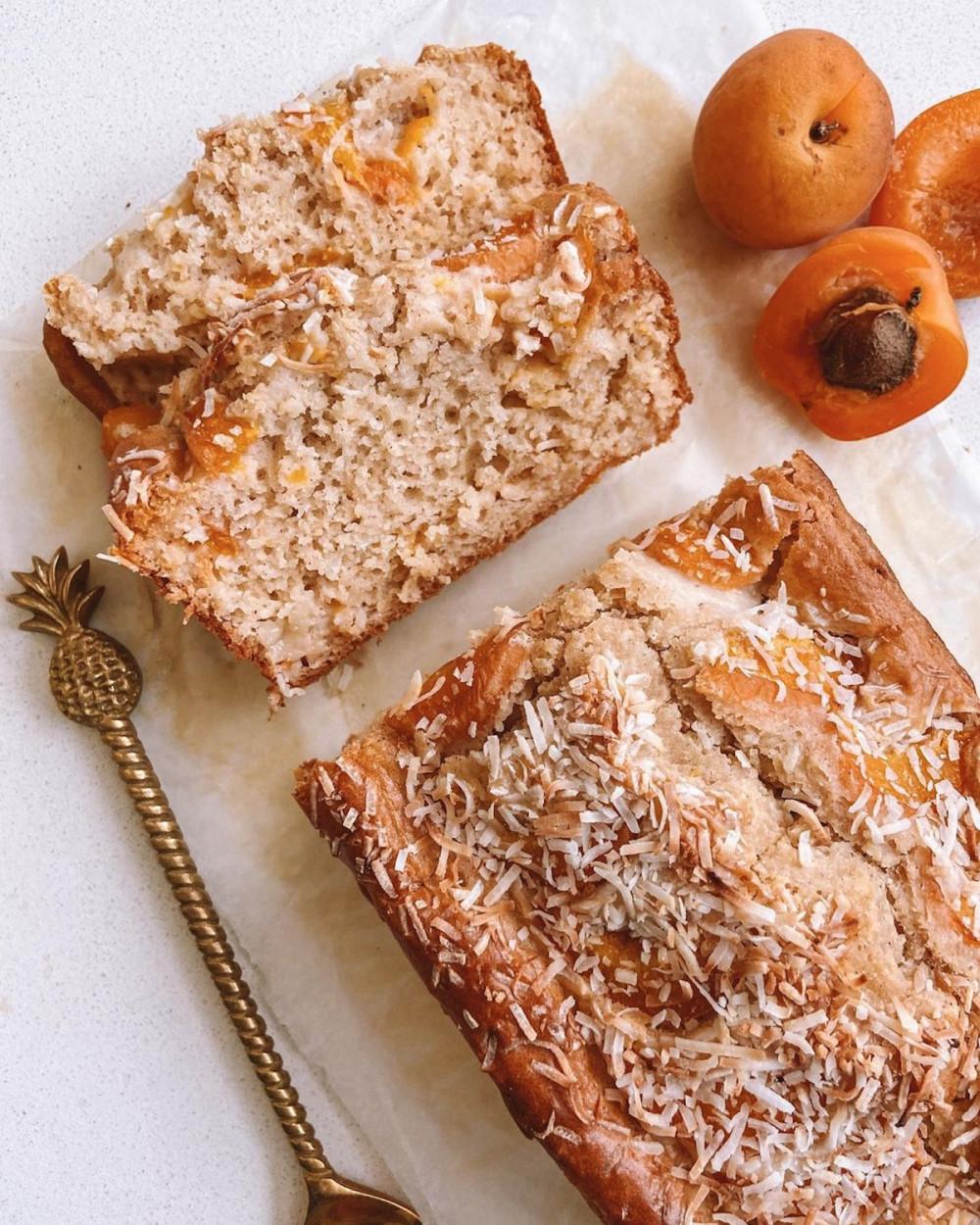 Фруктовый пп хлеб