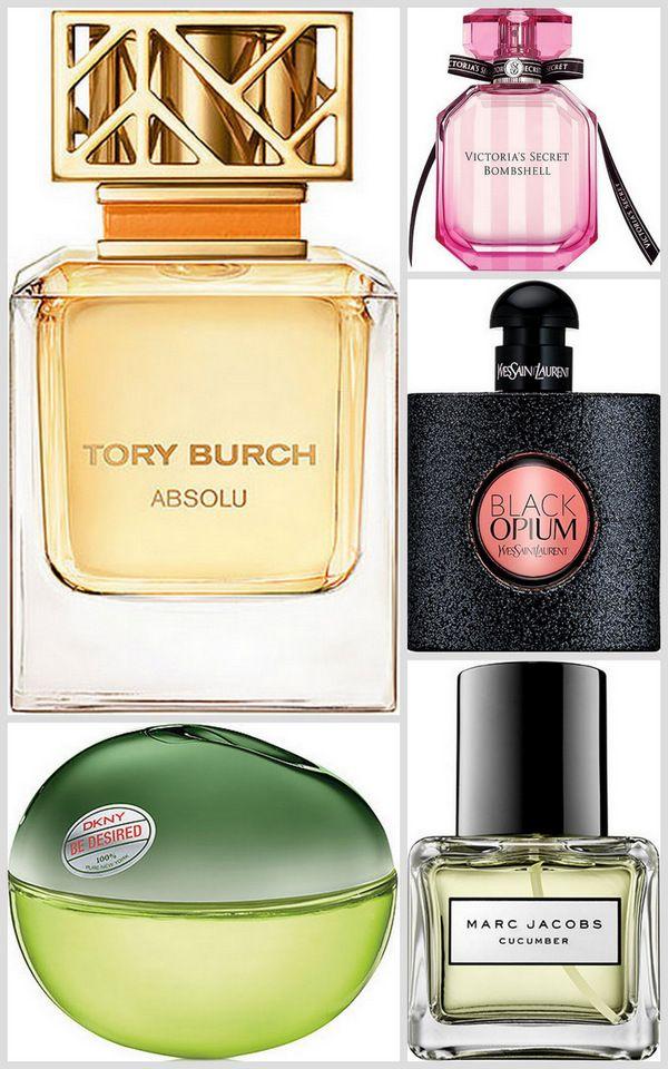 лучший женский парфюм на лето