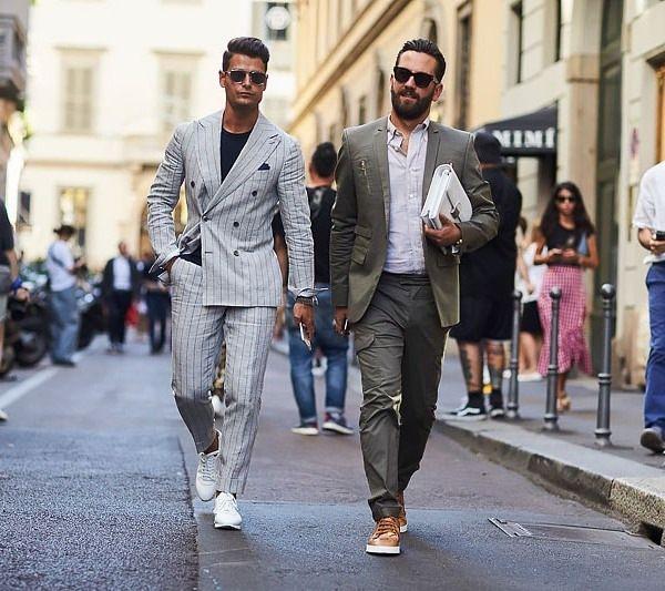 Ах, какой мужчина: Супергалерея модников Европы