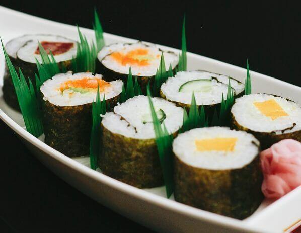 Можно ли роллы и суши при пп: лучшие рецепты