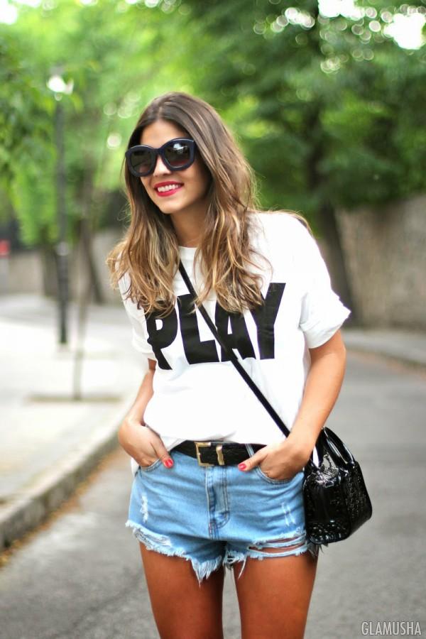 Майки с надписями, футболки с надписями - photo#24