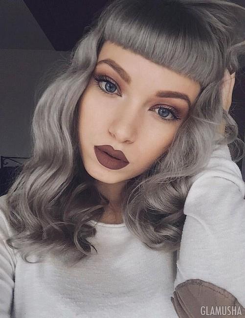 как достичь пепельного цвета волос