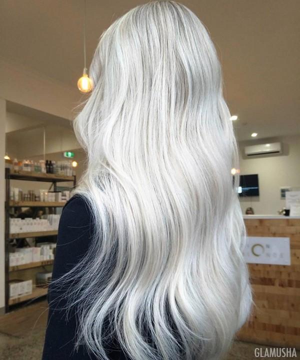 как выглядит пепельно русый цвет волос