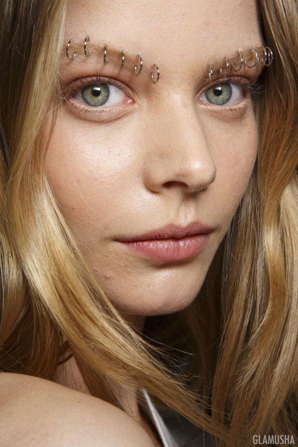 весна 2015, модные тенденции в макияже