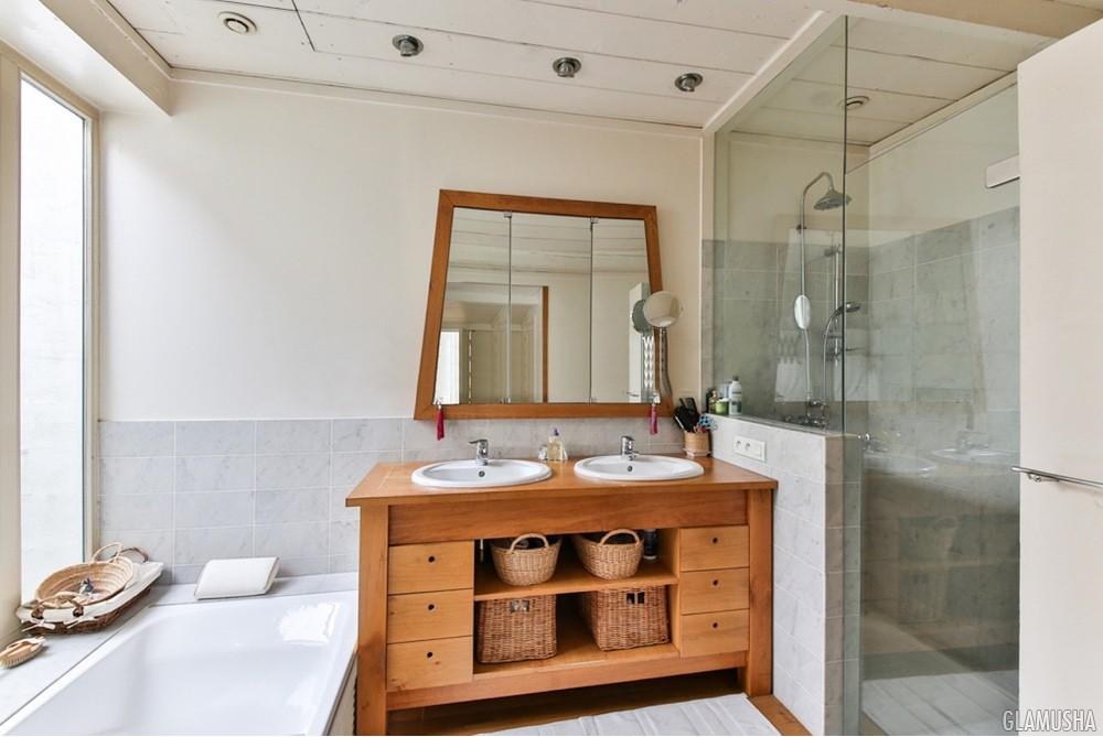 список уборки в ванной комнате