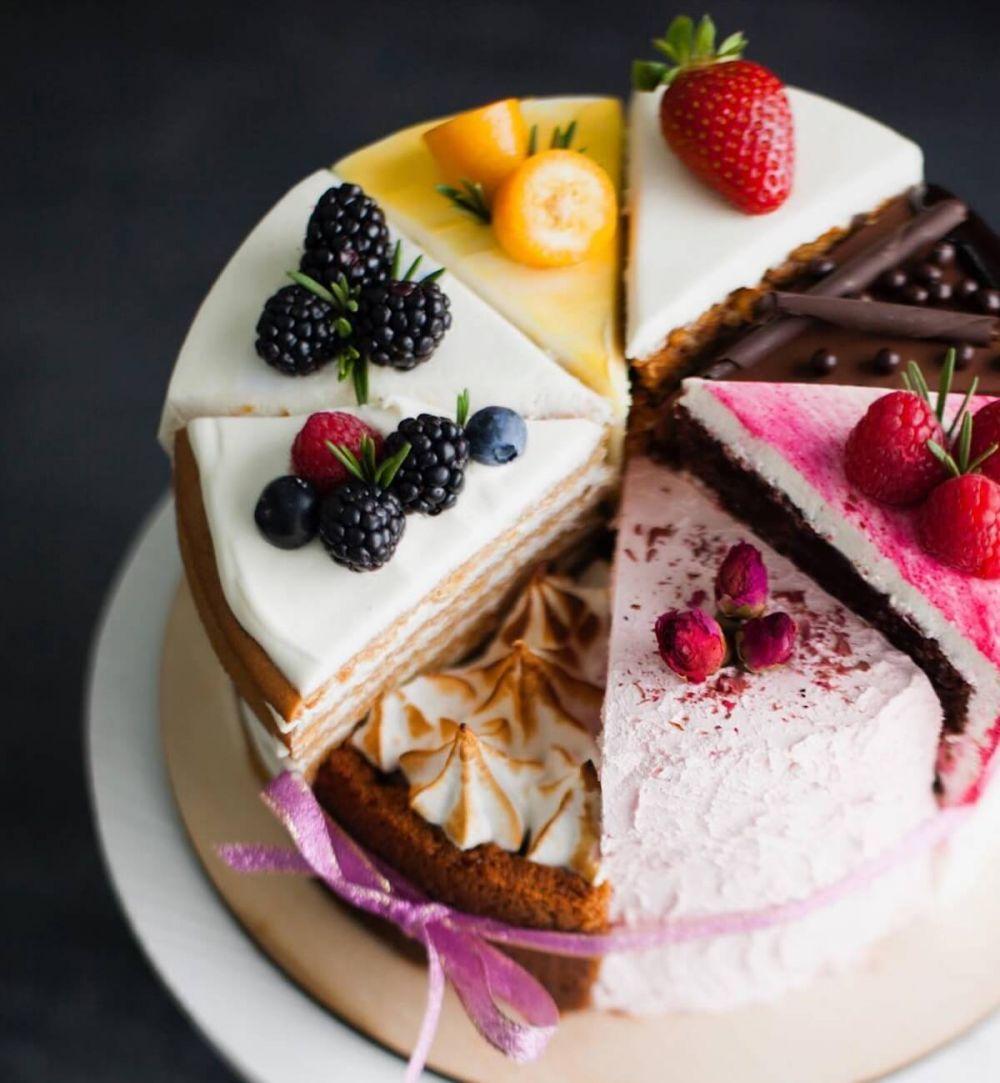 ПП пирожные: ТОП-15 диет-рецептов