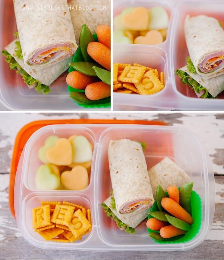 что приготовить на обед в школу
