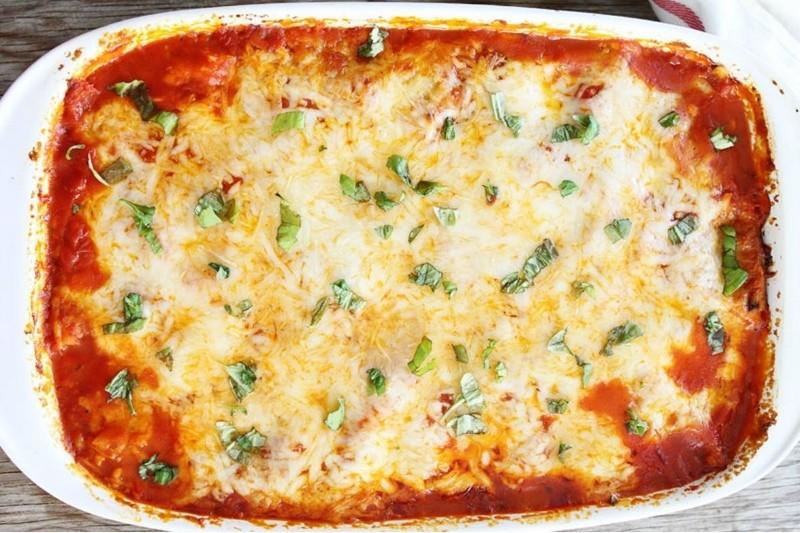 рецепт лазаньи из равиоли