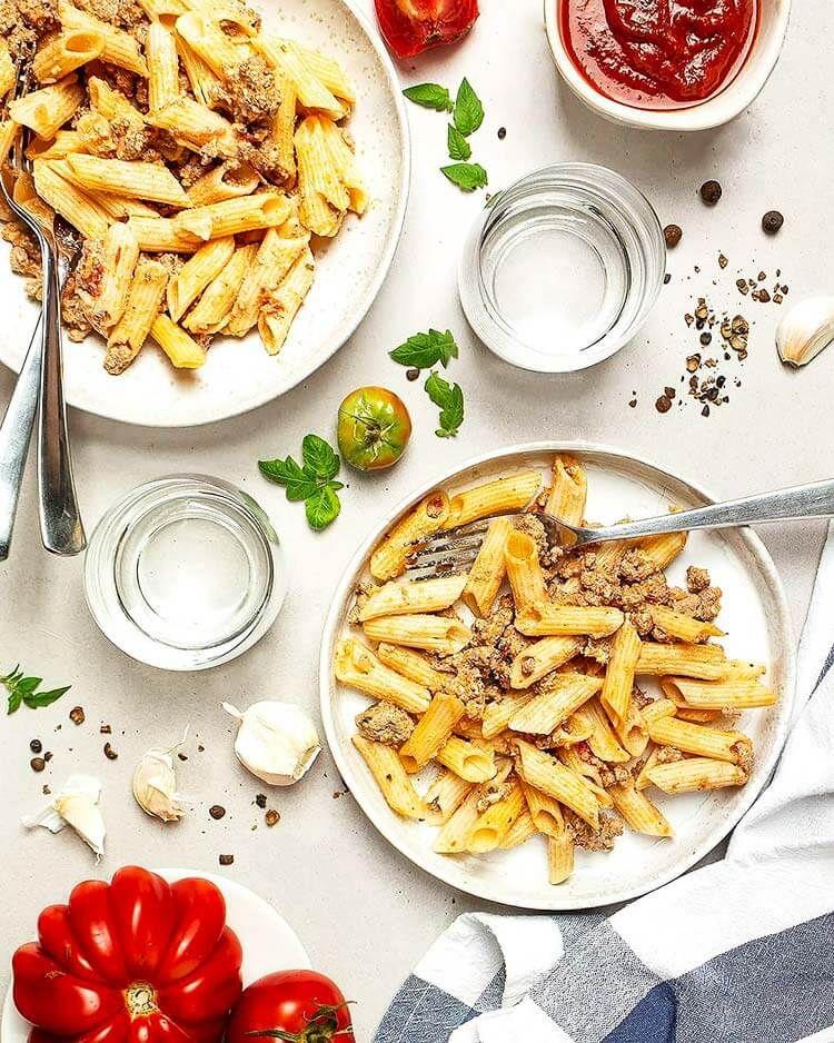 ПП макароны - диетические рецепты