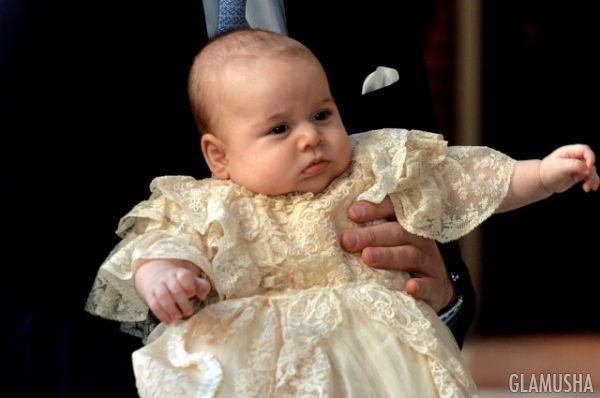 Принц Джордж, Сын герцога Уильяма и герцогини Кэтрин Кембриджской