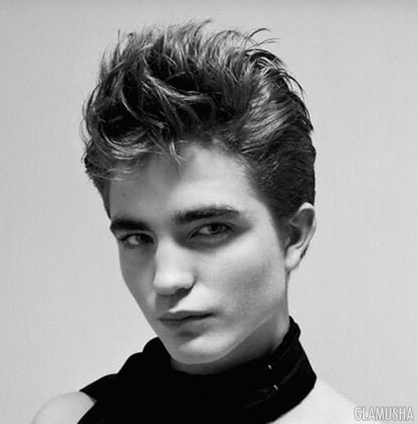 Роберт Паттинсон в 12 лет работал моделью