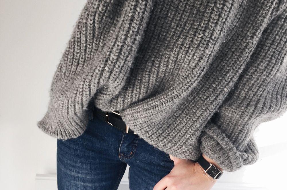 Как реанимировать старый свитер до состояния нового