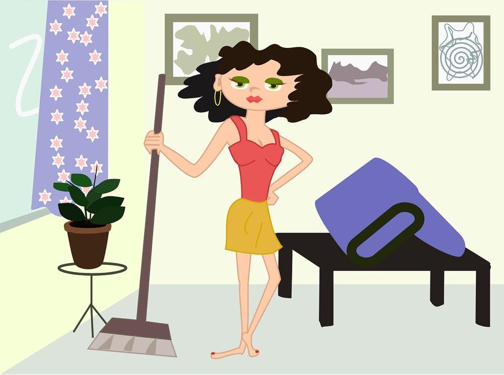 9 советов по быстрой уборке
