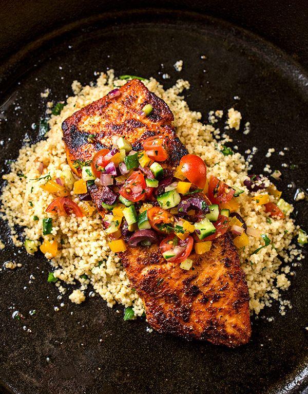 Как быстро приготовить ужин: 7 вкусных и здоровых рецептов