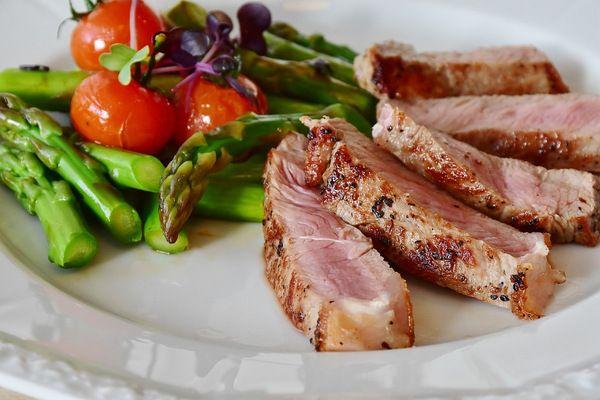 Продукты богатые железом: список с порциями