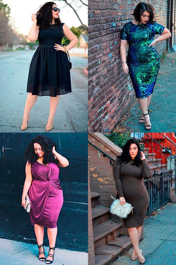 f6cbf09f2d4 Платья для полных женщин  фасоны и модели красивых платьев (фото)
