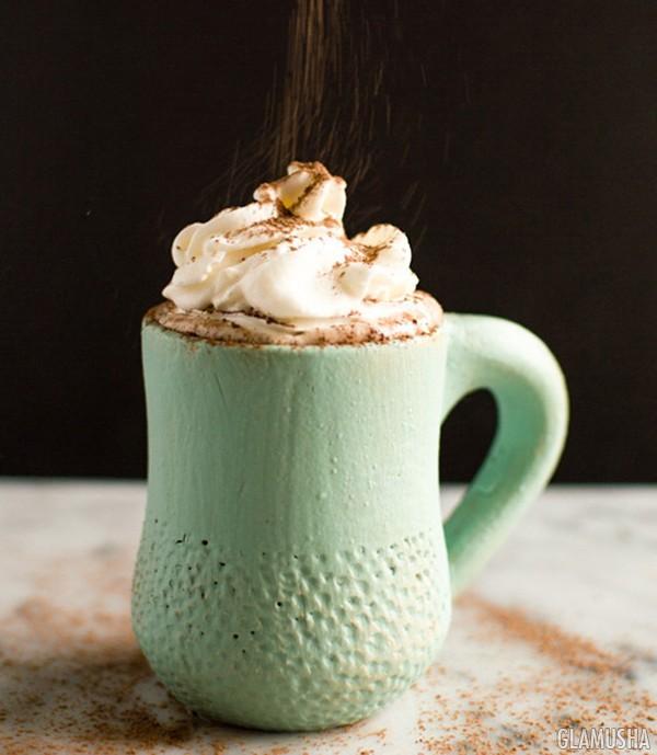 рецепт горячего шоколада из какао в домашних условиях
