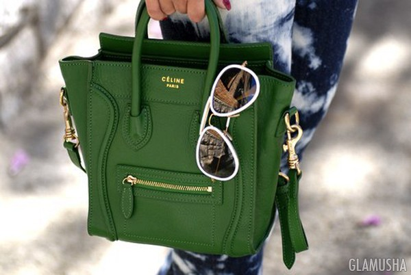 Чем копия сумки Celine отличается то оригинала ? / страница 2