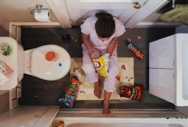 компульсивное переедание симптомы