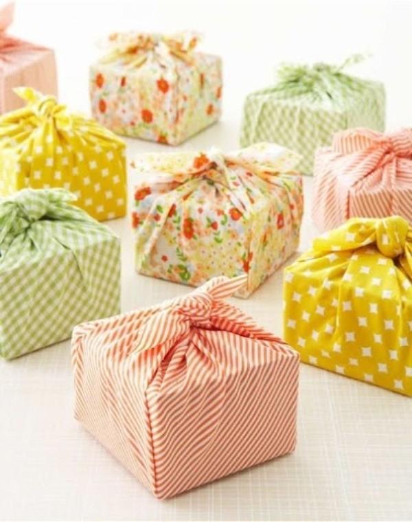 упаковать подарок на новый год своими руками