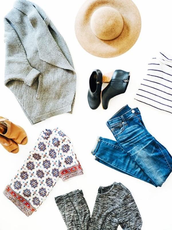 капсульный гардероб примеры