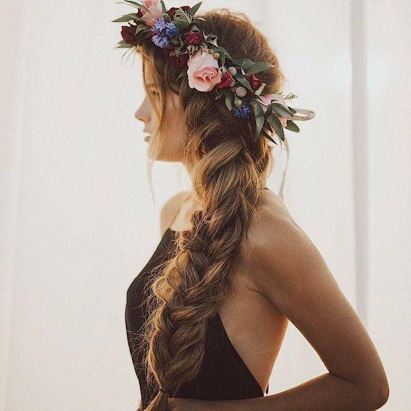Плетение кос для начинающих
