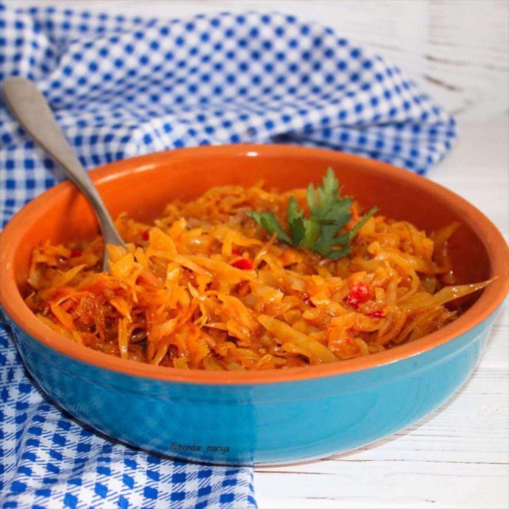 Тушеная капуста (солянка): 5 ПП рецептов