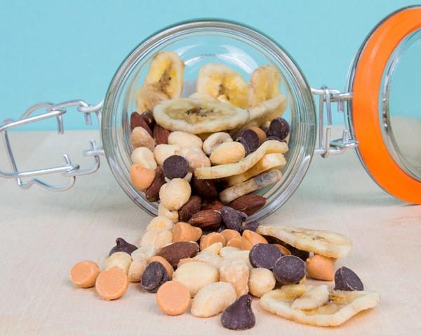 смесь из сухофруктов для повышения иммунитета рецепт