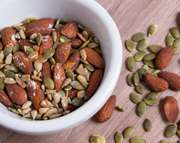 витаминная смесь с медом орехами сухофруктами рецепт